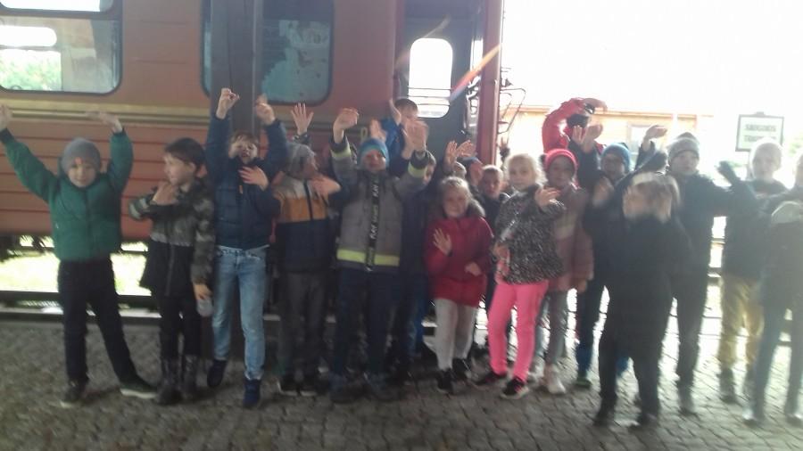 2c klasės mokiniai susipažino su Panevėžio siauruku